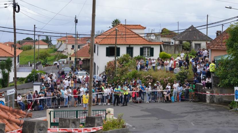 RVM: Confira o ambiente na primeira passagem pela Cidade de Santana (com vídeo)