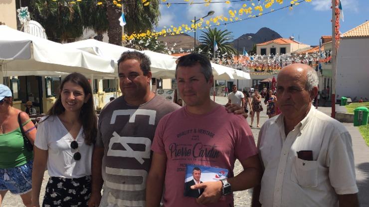 PTP defende a redução das taxas aeroportuárias no Porto Santo