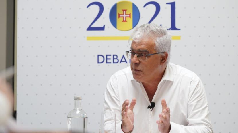 Debate JM: Emanuel Câmara diz que costa Norte está a combater eficazmente o despovoamento