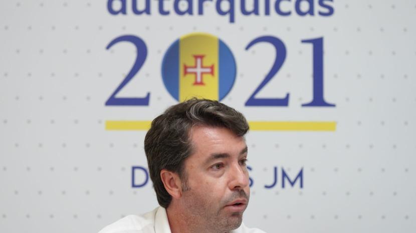 Debate JM :  Raimundo Silva sente que população ambiciona mudança no Porto Moniz