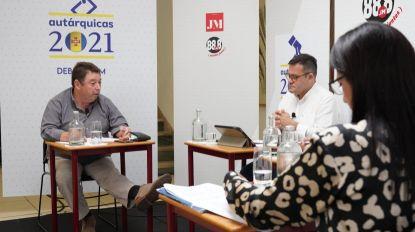 Debate JM: Ricardo Nascimento diz que vê comércio cheio enquanto Olga Fernandes defende mais apoio aos empresários