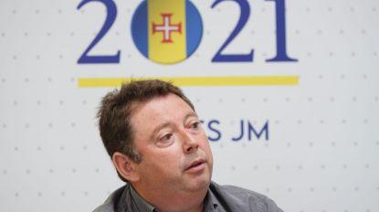 """Debate JM: Nascimento nega negociações com PSD; Olga acusa-o de """"atirar areia para os olhos do povo"""""""