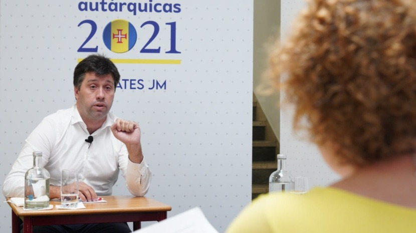 Debate JM: Frente mar requalificada nos moldes propostos por quem foi eleito