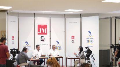Debate JM Autárquicas: Comércio na Ribeira Brava deu faísca (com vídeo)