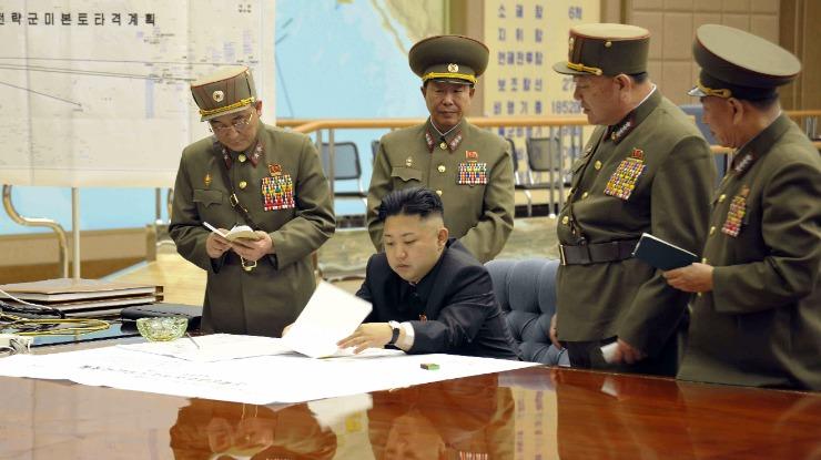 Coreia do Norte condena à morte quatro jornalistas sul-coreanos