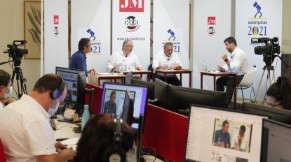Debate JM: Gouveia promete igualdades para todos no ordenamento do território e Calado fala do caos em termos de planeamento