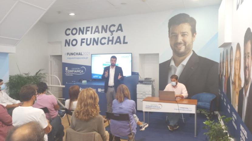 """""""Vamos consolidar esta nova forma de fazer política"""", Miguel Silva Gouveia"""