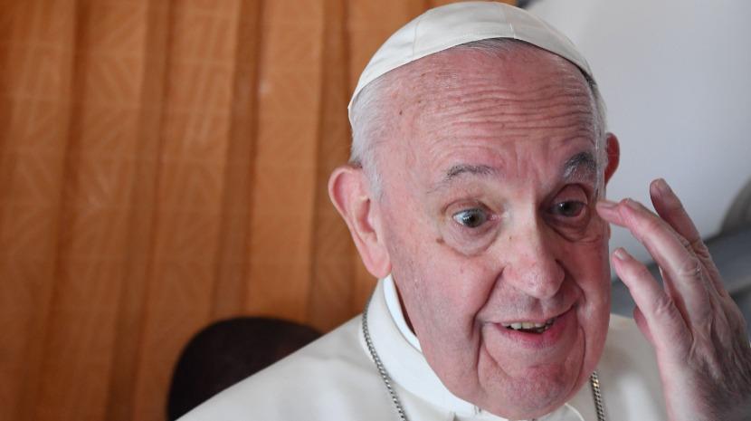 """Papa adverte que UE corre o risco de se tornar um """"gabinete de gestão"""""""
