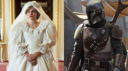 """Duelo de séries """"The Crown"""" e """"The Mandalorian"""" hoje na entrega dos prémios Emmy"""
