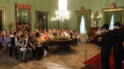 Palácio de São Lourenço acolhe Jornadas Europeias do Património