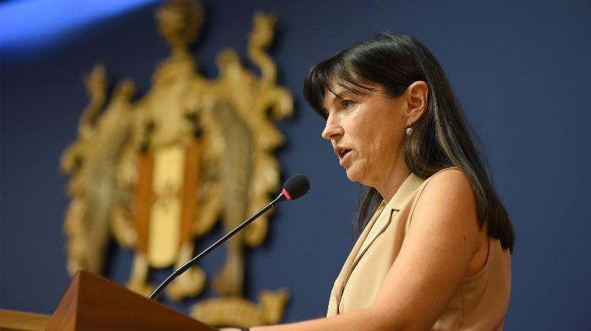 Susana Prada apresenta proposta de novo regime jurídico da Reserva Natural das Ilhas Desertas