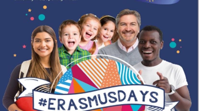 Escola Básica dos 2.º e 3.º Ciclos da Torre organiza atividades no âmbito do ERASMUSDAY