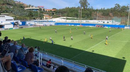 Taça de Portugal: Camacha e Tondela empatados ao intervalo