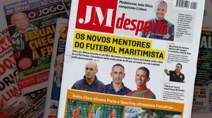 Os novos mentores do futebol maritimista