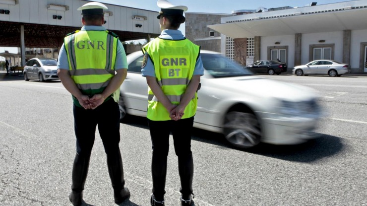 GNR fez 25 detenções nas últimas 12 horas, metade por condução sob efeito do álcool