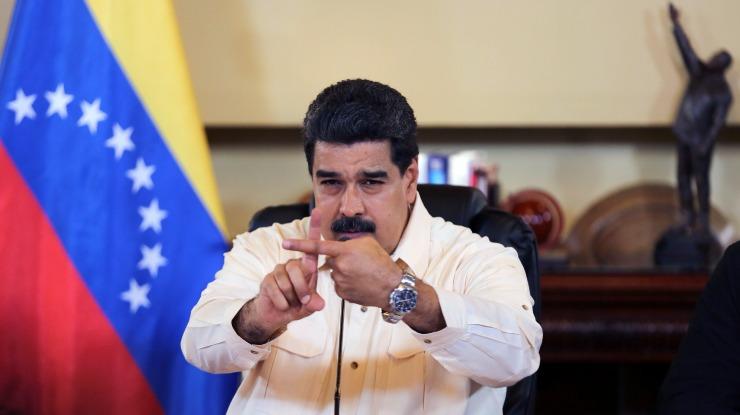 """Venezuela: Maduro acusa presidente do parlamento de receber """"ordem"""" da Casa Branca para o assassinar"""