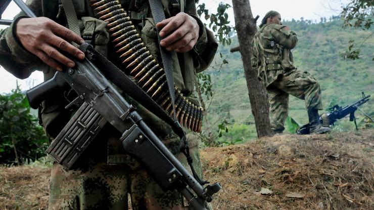 ONU termina processo de desativação de armas das FARC na Colômbia