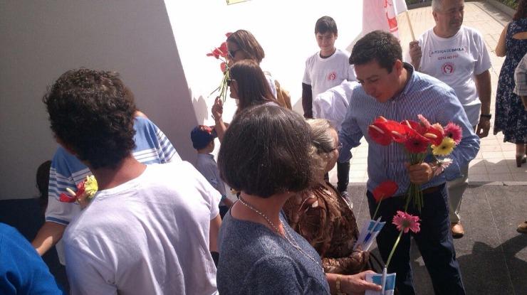 Cláudio Torres contra clima de Guerrilha em Santa Cruz