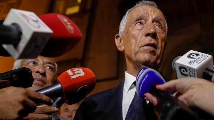 Presidente português perspetiva relações muito boas com Angola