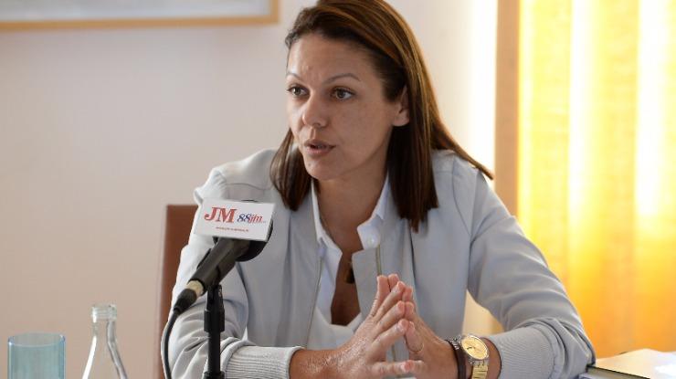 Célia Pessegueiro eleita presidente da Câmara da Ponta do Sol
