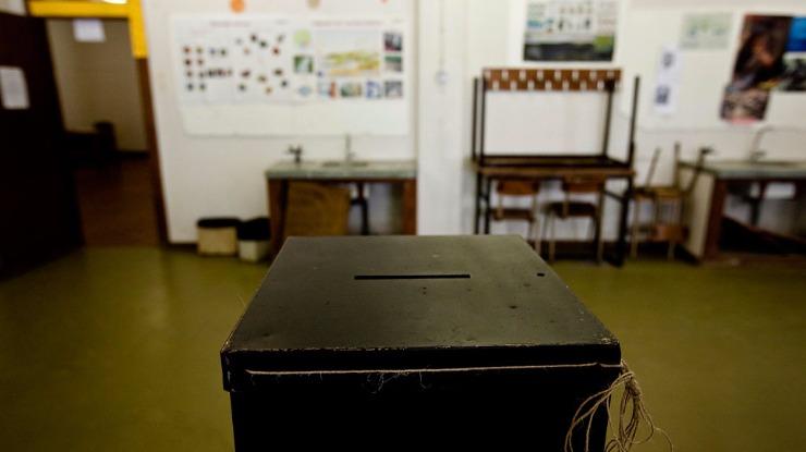 Polícia apreendeu urnas em Santo António