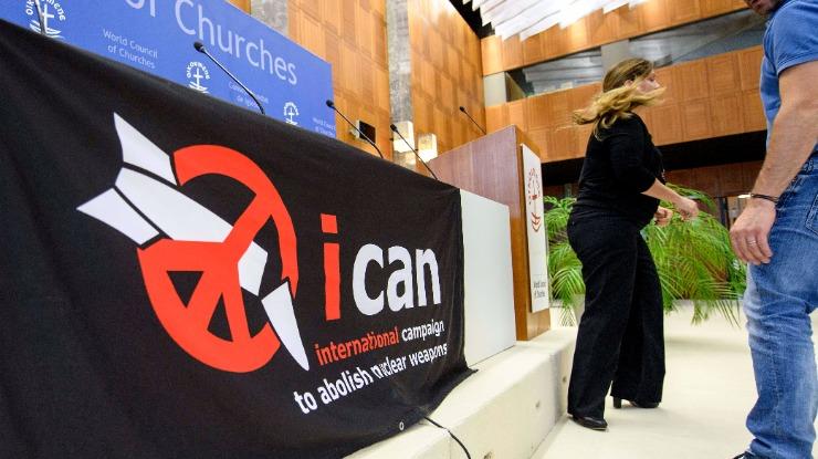 Rússia diz respeitar atribuição do Nobel a campanha contra armas nucleares
