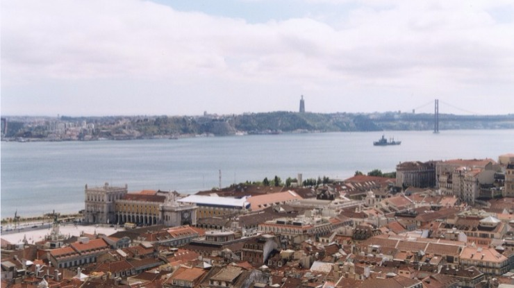 Poeiras do Norte de África chegam hoje a Portugal e ficam pelo menos até sábado