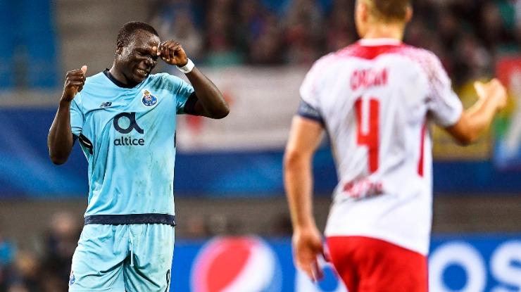 FC Porto perde em Leipzig após primeira parte de 'loucos'