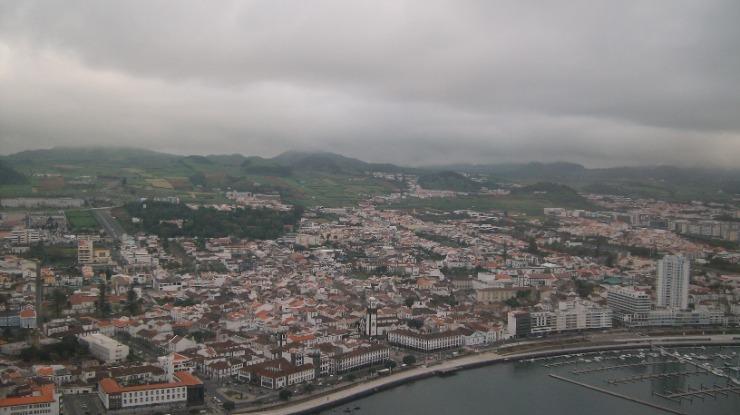 IPMA estende aviso amarelo a todo o arquipélago dos Açores devido à chuva