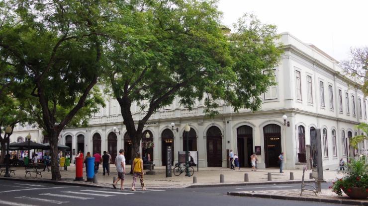 Teatro Baltazar Dias organiza amanhã colóquio sobre os 100 anos do nascimento de Virgílio Teixeira