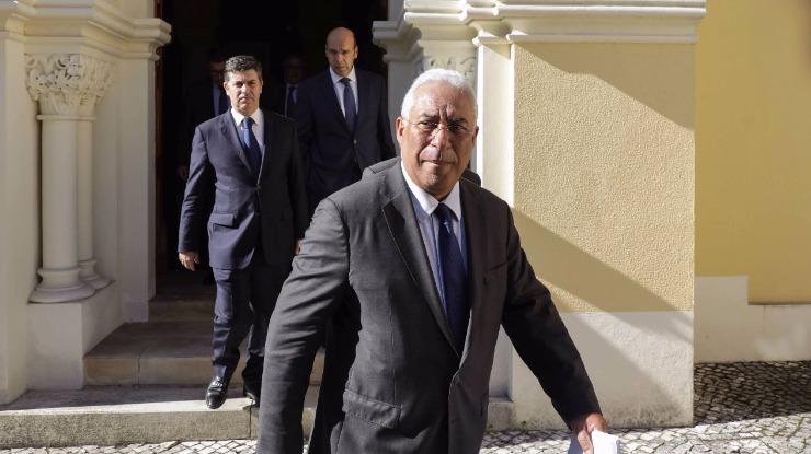 """Primeiro-ministro defende uma """"nova visão"""" do território nacional"""
