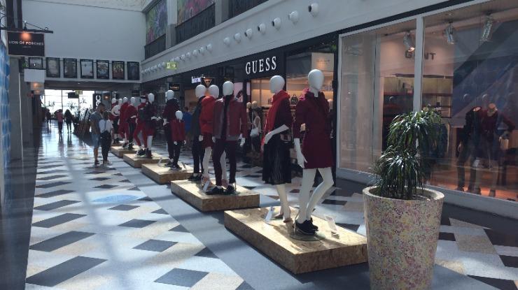 Madeira Shopping com descontos e Fashion Advisers