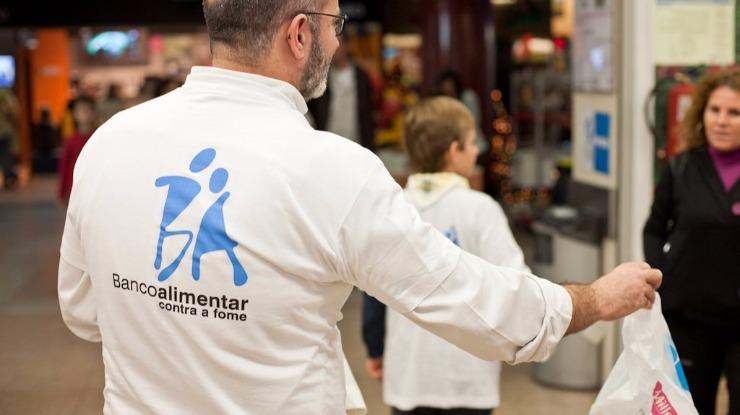 Banco Alimentar inicia campanha online dia 30