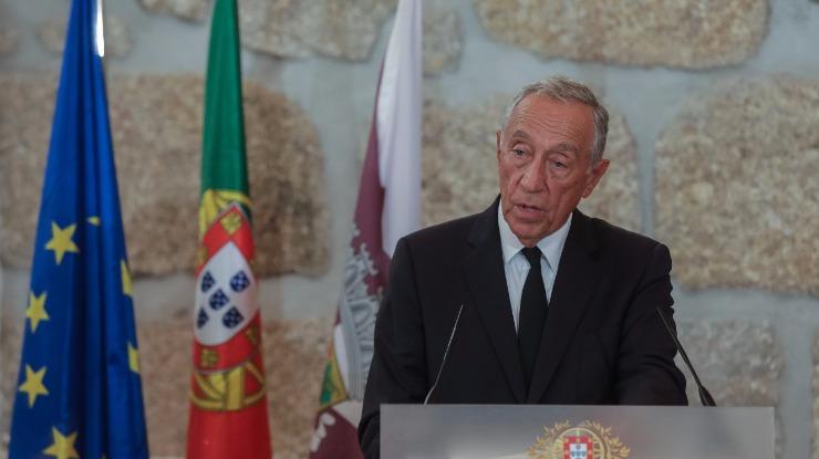 Seca: Presidente da República preocupado visita hoje albufeira na região de Viseu