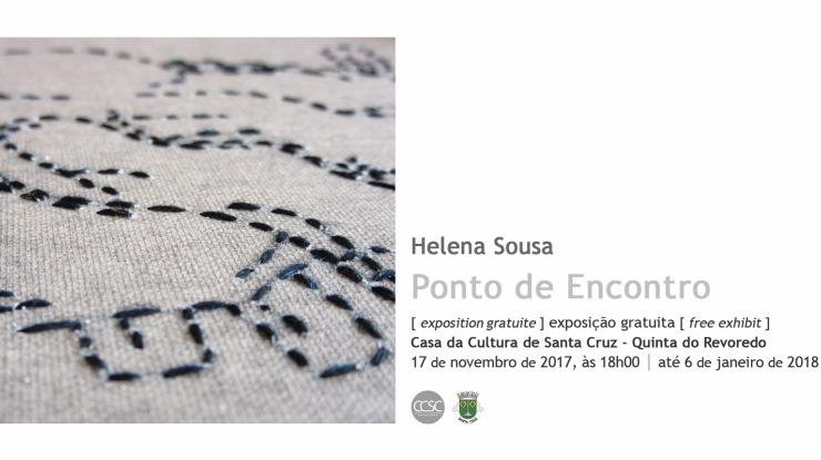 'Ponto de Encontro' com Helena Sousa