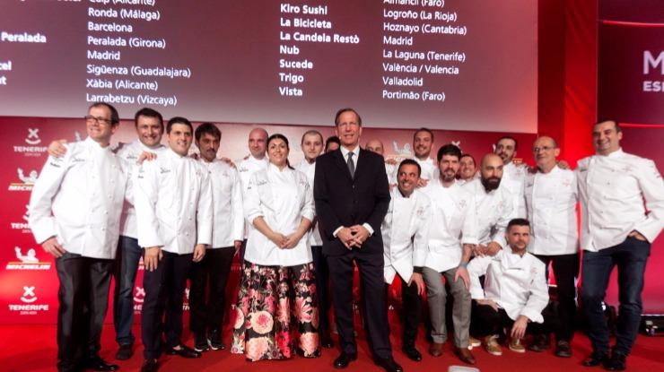 """Gastronomia portuguesa e espanhola teve """"magnífica evolução"""" - Guia Michelin"""