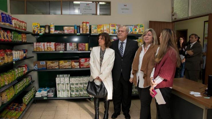 Madeira já tem duas mercearias sociais e está prevista terceira