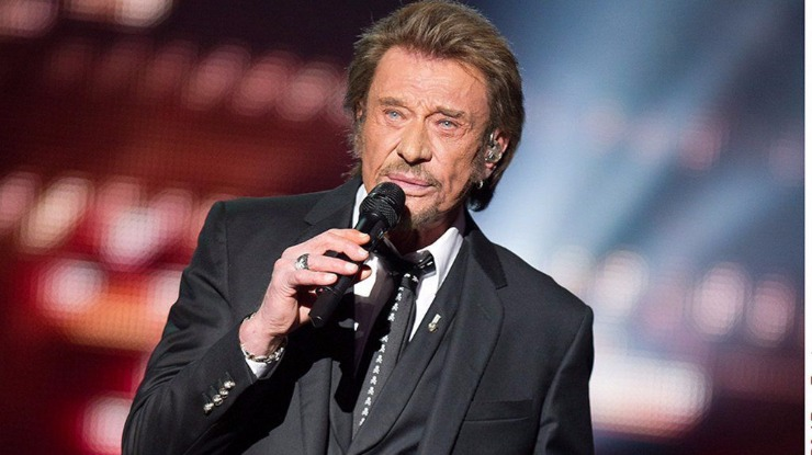 Morreu Johnny Hallyday, o pai do rock & roll francês