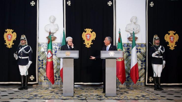 Universidade do Porto atribui 'honoris causa' a Presidente da República italiano