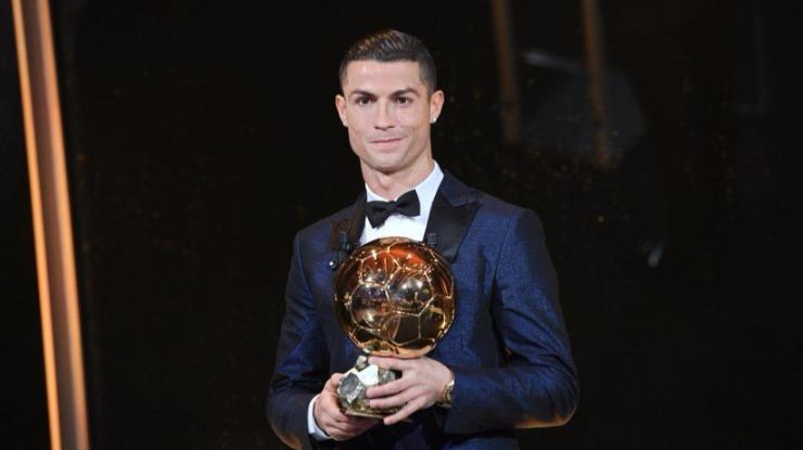Desporto Internacional: Cristiano Ronaldo, Personalidade do Ano