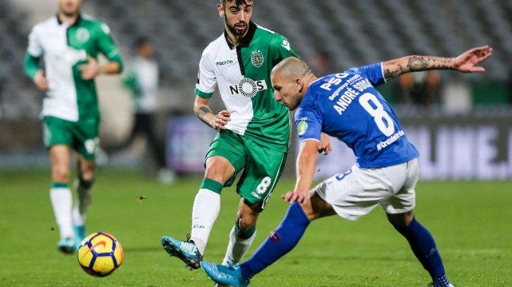 Sporting empata no Restelo e apura-se para a 'final four' da Taça da Liga