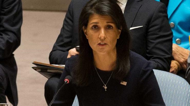 EUA querem reunião de urgência do Conselho de Segurança