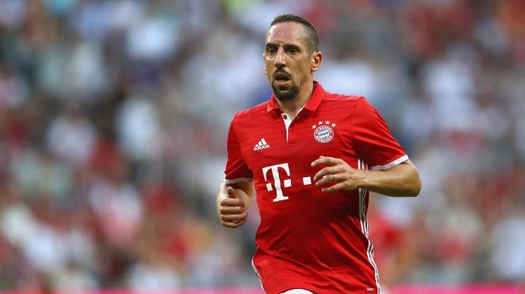 Ribéry sente que lhe tiraram a Bola de Ouro de 2013, ganha por Cristiano Ronaldo