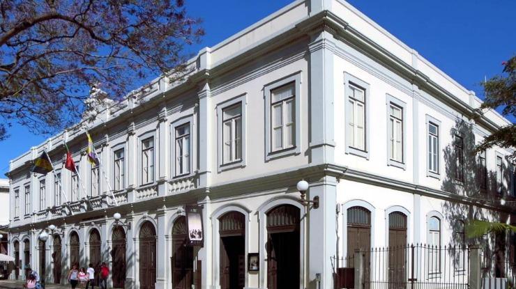 Inauguração da Imprensa Centenária com Tranquada Gomes