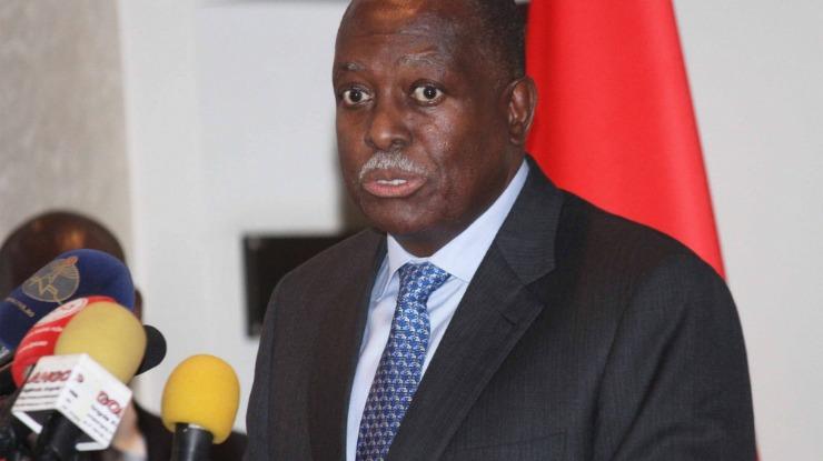 Juiz concorda com MP e não envia processo de Vicente para Angola