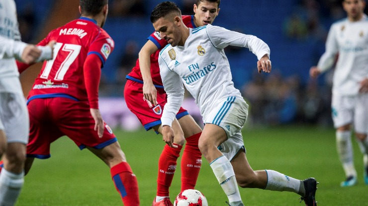 Real Madrid segue em frente na Taça do Rei sem CR7