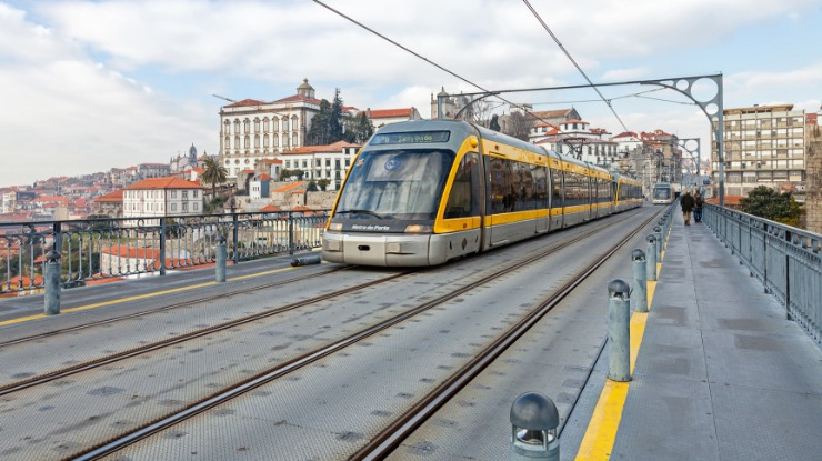 Metro do Porto terá mais 5,7 quilómetros em 2022