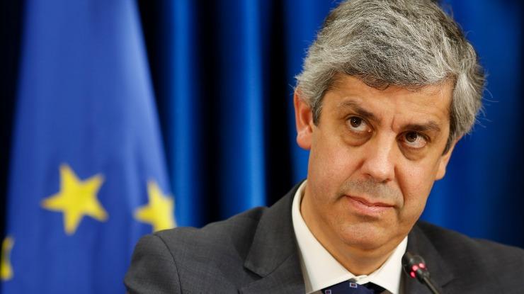 Primeira reunião do Eurogrupo presidida por Centeno com Portugal em agenda