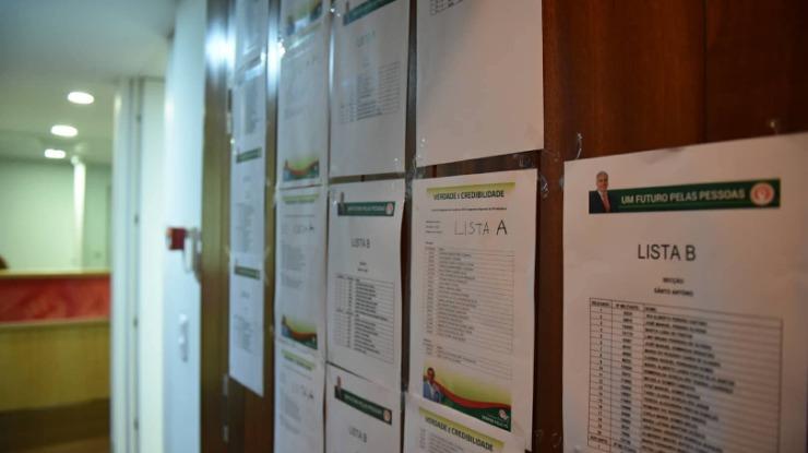 Algumas listas já estão expostas na Sede do PS