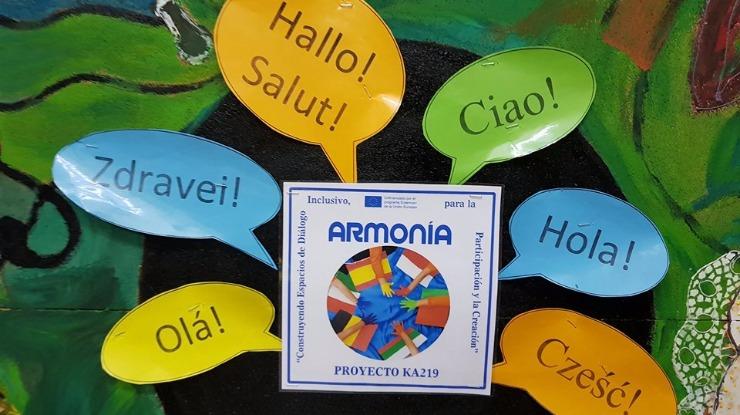 Escola da Lombada recebe parceria europeia no âmbito de Programa Erasmus+